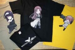 3姉妹Tシャツ