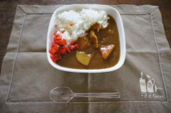 SPECIAL FORCE特製カレー!