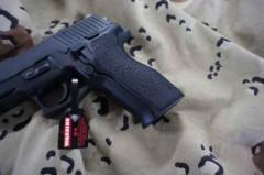 SIG P226E2 グリップ