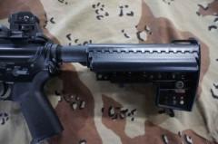M4CRW HC バッファーチューブ化