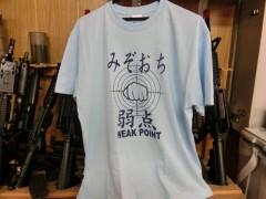 照準Tシャツ