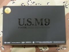 東京マルイ新製品ガスブローバックハンドガン U.S.M9PISTOL