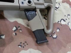 東京マルイ・KSC製グロック17/18C対応カービンコンバージョンキット 5