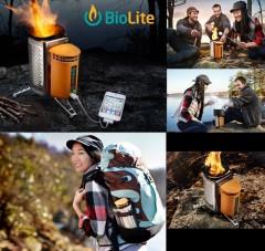 BioLite キャンプストーブ 2