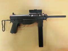 SNOW WOLF製 M3A1グリースガン 1